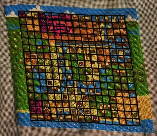 zelda oracle of seasons map