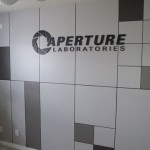 Aperture Science Office 1