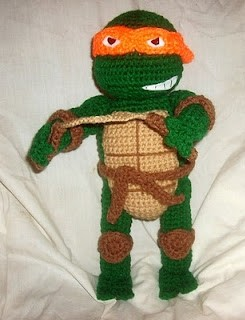 Free Video-game Amigurumi Patterns Sprite Stitch