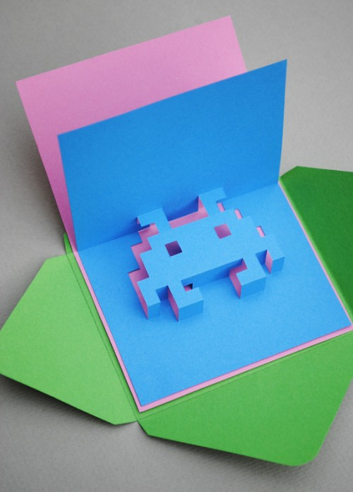 how to make an easy pop up book