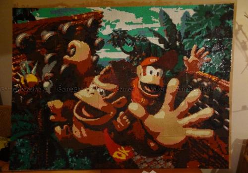 PATTERN: Donkey Kong amigurumi   Etsy   349x500