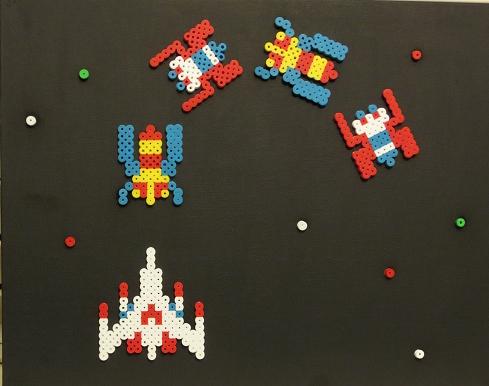 Retro and fun perler bead designs on pinterest perler beads sprites