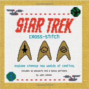 Star Trek Cross Stitch Book