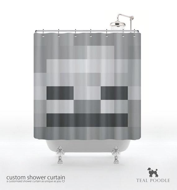 Minecraft bathroom accessories