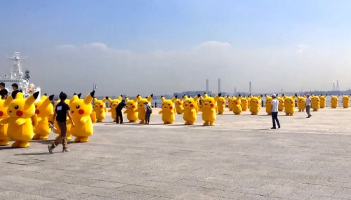 pikachu-army-in-japan