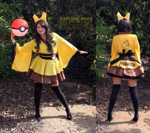 pikachu_cosplay_wa_lolita_kimono_dress_by_darlingarmy-d7b68tu