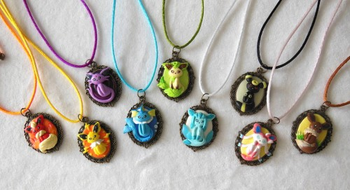 eeveelution_cameo_pendant_by_littlebreeze-d6ar9ec