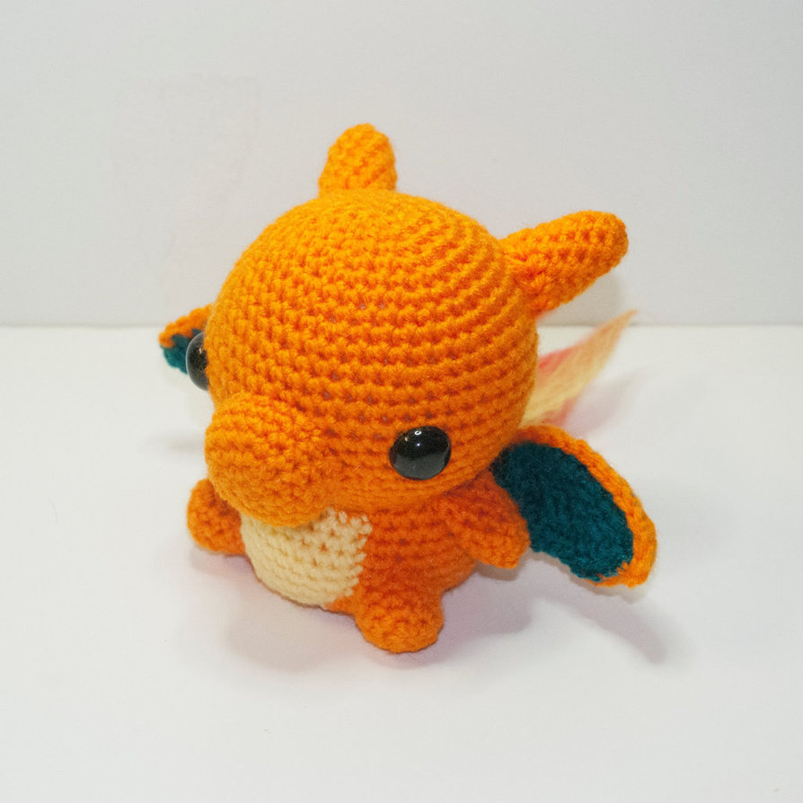 Crochet Pokemon : and Charizard - but there are many more on the dA page. Some Pokemon ...