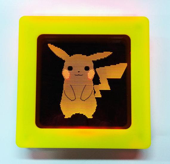 PikachuLED