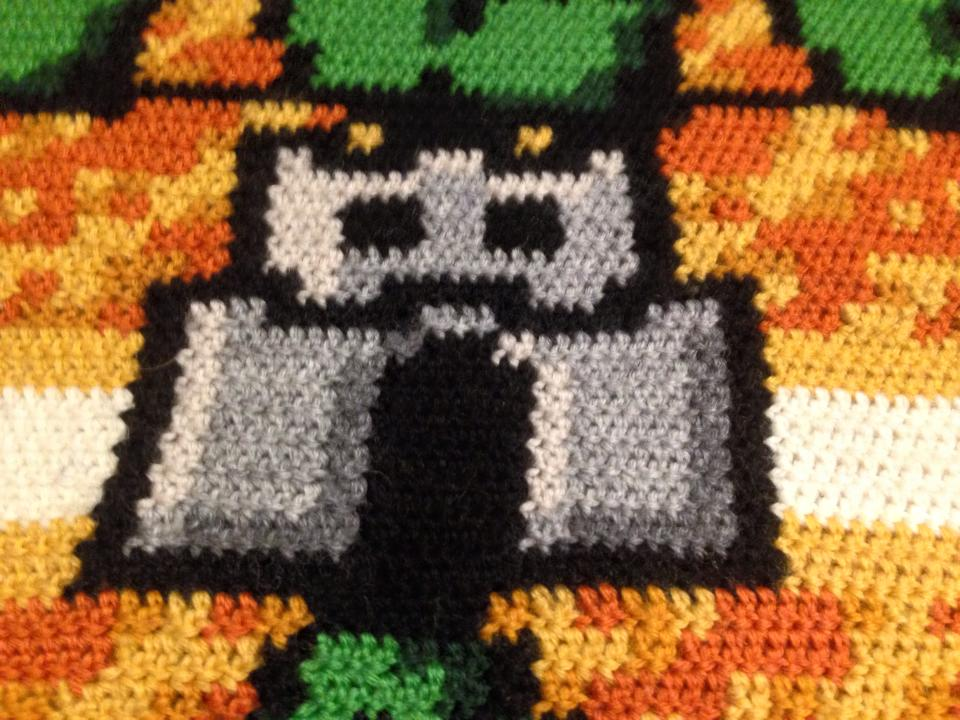 Amigurumi Super Mario Bros Piranha Plant Crochet by MaryjoeCraft ... | 720x960