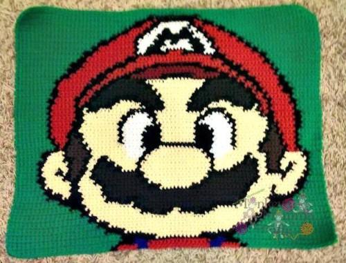 Mario square