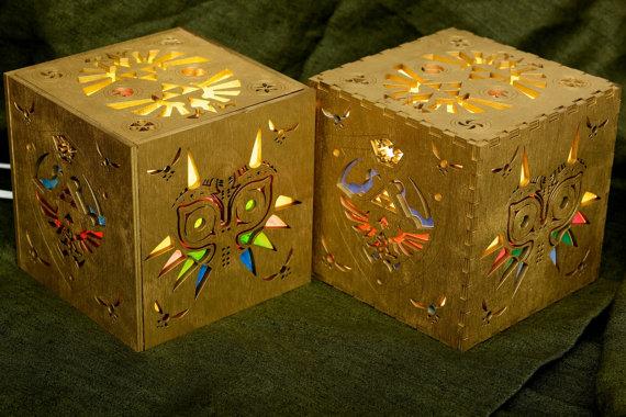 Zelda Lamp 1 Zelda Lamp 2 ...