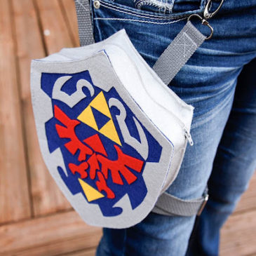 Legend of Zelda Holster Bag