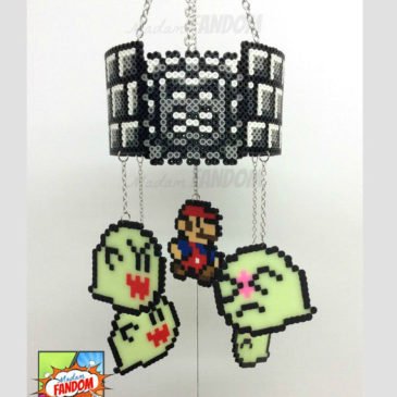 Super Mario Hanging Mobile