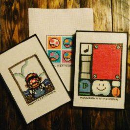 Mario and Modern Art Mashups