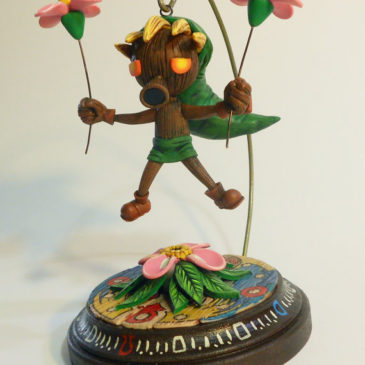 Awesome Polymer Clay Statues
