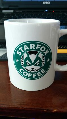 """Can't let you brew that, Star Fox!"""