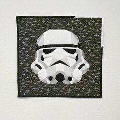 In Vader I Trust Mini Quilt