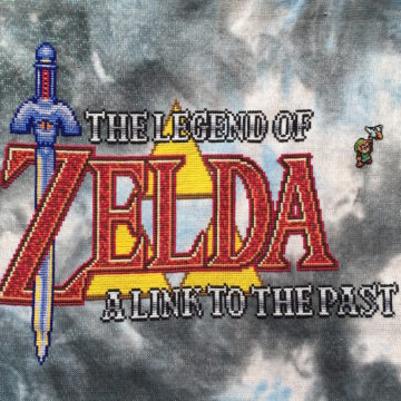 A Link to the Past Title Logo
