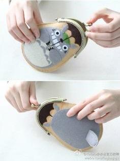 Totoro Purse Guide