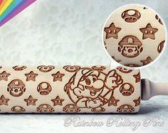Super Mario Rolling Pin