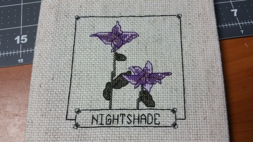 Nightshade by sirinth