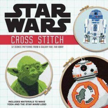 Star Wars Cross Stitch Kit