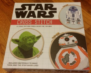 Star Wars Cross Stitch Box